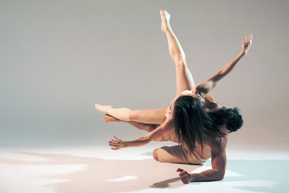 Duet - Choreography by Terri Best. Dancers: Anh Dillon and David Contreras