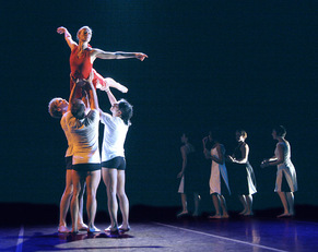 The Union - L.A. Contemporary Dance Company