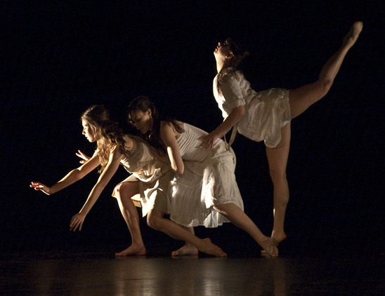 Through the Desert - Choreography by Terri Best. Finalist: 13th Annual Dance Under the Stars Choreography Festival